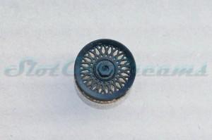 """SCD Felgeneinsatz M1 Schwarz 13,7 mm => """"Stück"""""""