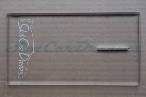 Acrylglas Arbeitsplatte 124