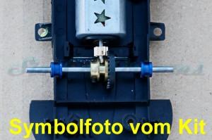 """1. SCD Hinterachskit BRM Carrera 132 Einsteiger => """"Set"""""""