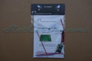 """FT Decoder """"Mini"""" für Carrera Digital"""