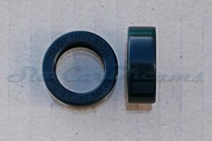 """SI 124 PU Reifen HART Front Kit #8 => """"Paar"""""""