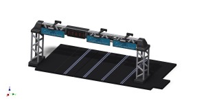 SCD 3D Druck Startampel 500er