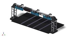 SCD 3D Druck Startampel 600er