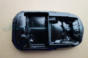 Scaleauto 124 Jaguar XKR Lexan Inlet
