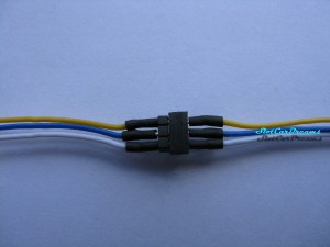 Slotlight Kabel mit Mikrostecker