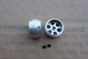 "Sloting Plus Stegfelge 17,2 x 10 mm für Achse 2,38 mm ALU => ""Stück"""
