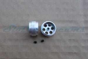 "Sloting Plus Stegfelge 17,5 x 10 mm für Achse 2,38 mm ALU => ""Stück"""