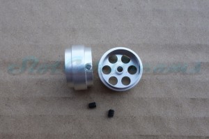 "Sloting Plus Stegfelge 17,9 x 10 mm für Achse 2,38 mm ALU => ""Stück"""