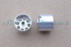 """Sloting Plus Lochflachfelge 17er x 13 für Achse 3 mm ALU => """"Paar"""""""