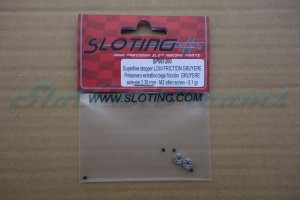 "Sloting Plus Achsstellring Ultra Light 2,38 mm => ""Stück"""