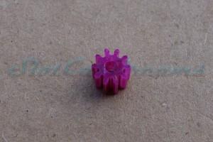 """Sloting Plus Motorritzel 6 mm 10 Zähne Kunststoff => """"Stück"""""""