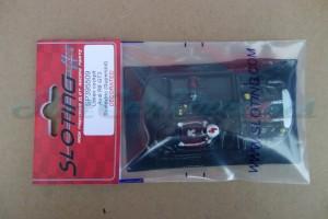 Sloting Plus Scalextric Audi R8 Lexan Inlet bemalt