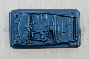 Carrera 132 Porsche 991 RSR Lexan Inlet