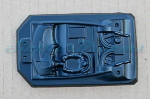Carrera 132 Corvette C7.R Lexan Inlet