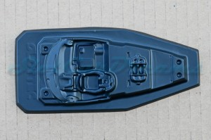 Carrera 132 Ford GT Lexan Inlet