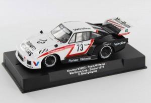 Porsche 935K2 Team Willeme Marlboro Cup Zolder 1978