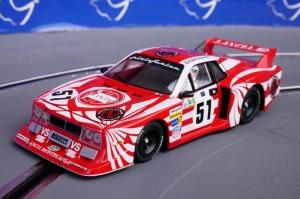 Lancia Beta Montecarlo Le Mans 24H 1980 #51