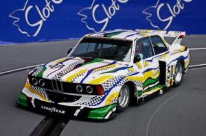 BMW 320 Le Mans 1977 #50