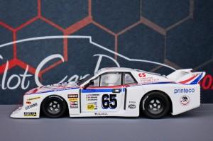 Lancia Beta Montecarlo 24H Le Mans 1982 #65