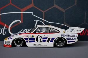 Porsche 935K2 Le Mans 1977 #42