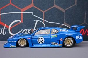 BMW M1 Sauber Le Mans 1981 #53