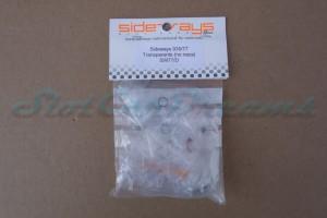 Sideways Ersatzteile Gläser Porsche 935/77A + K2