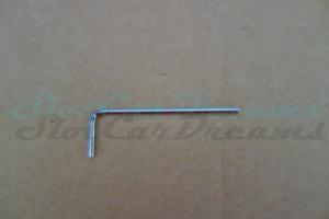 Gedore Innensechskantsteckschlüssel M3 1,5 mm