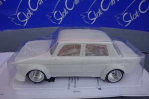 Simca 1000 White Kit