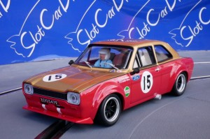 Ford Escort MKI Alan Mann #15