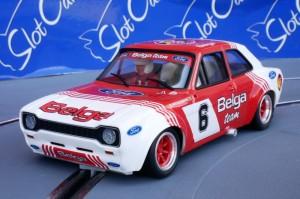 Ford Escort Rally Team Belga 1983 #6