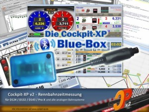 "Cockpit-XP Paket ""Software + BlueBox"""